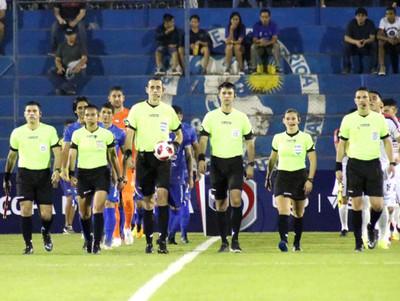 Árbitros de la fecha 12 del Clausura 2019