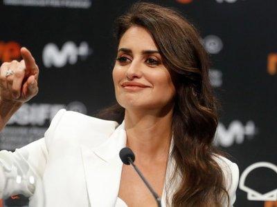 """Penélope Cruz recoge temprano un Donostia """"por si luego"""" le pasaba algo"""