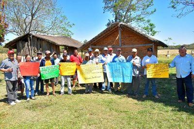 Denuncian que comisario quiere apropiarse ilegalmente de tierras municipales