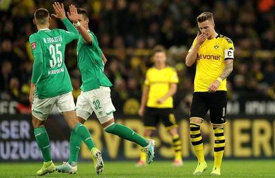 El Dortmund no pasa de un empate