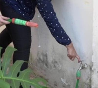 Essap asegura suministro de agua en Asunción