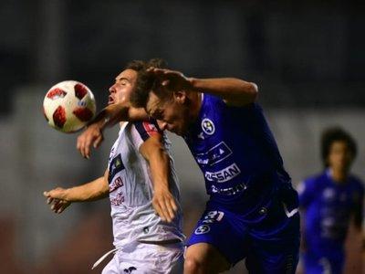Nacional y Sol firman un empate sin emoción en la Visera