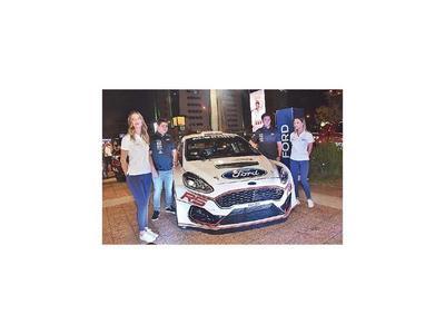 ABR Team y su nuevo auto