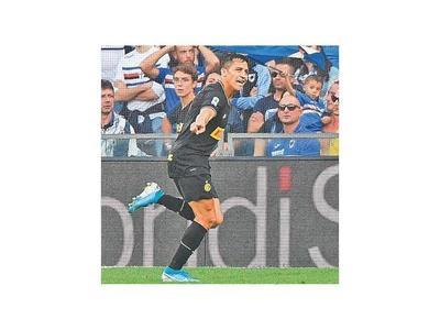 El Inter no falla y se mantiene en la cima