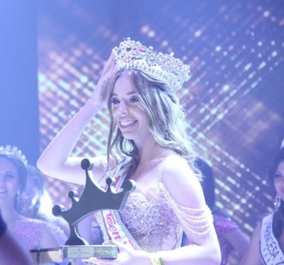 La Miss Teen Universe Paraguay 2019 es de Caaguazú