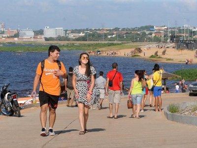 Temperaturas de casi 40 ℃ se esperan este domingo