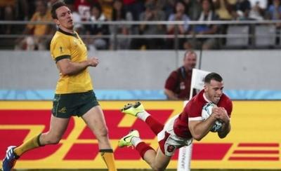 HOY / Gales vence a Australia y confirma su candidatura