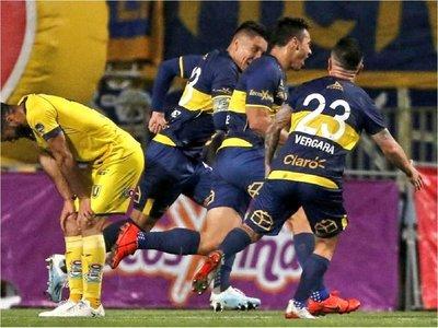 Los arietes guaraníes se pusieron al día con goles