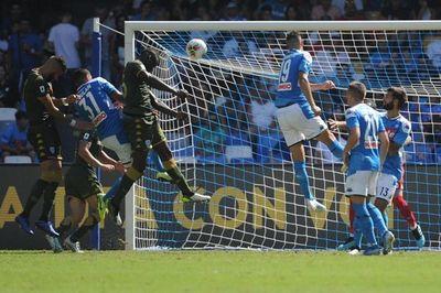 Balotelli marca su primer gol con el Brescia
