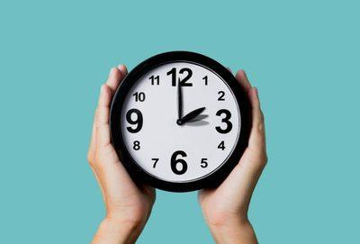 El domingo 6 de octubre se cambiará el horario paraguayo