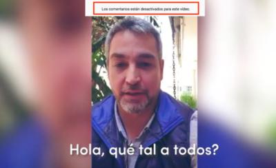 "HOY / Para zafar de críticas, desactivan opción de comentarios en video de nuevo canal ""Hola Marito"""