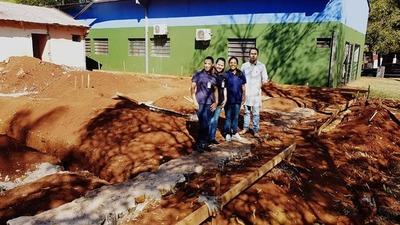Avanzan obras en las 19 Unidades de Salud Familiar del Alto Paraná