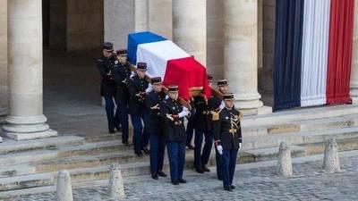 Francia despide con los máximos honores a Jacques Chirac