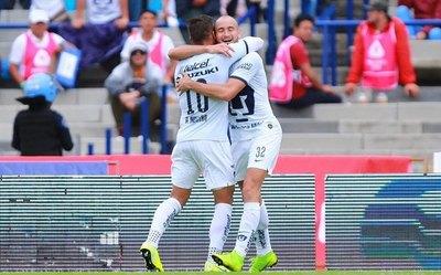 Pumas gana a Santos con gol de Carlos González