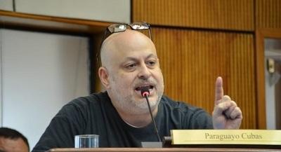 Llano amenaza a Payo con echarlo del Senado