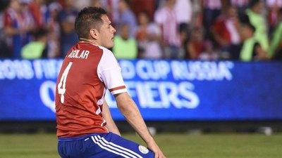 Aguilar confesó el motivo de su 'ruptura' con la Albirroja