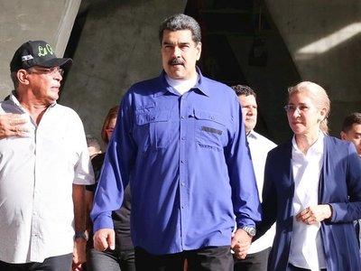 """Nicolás Maduro afirma que le """"dan risa"""" sanciones de la UE"""