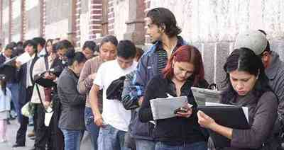 Aumenta el desempleo en Colombia
