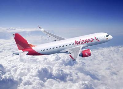 Línea aérea colombiana anuncia vuelos directos entre Bogotá y Asunción