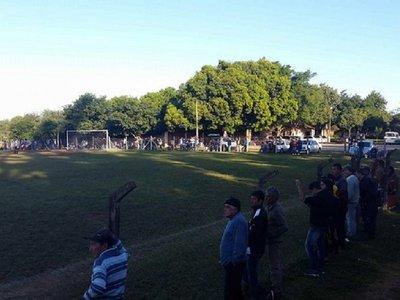 Flamengo y una abultada goleada que nos lleva al antecedente de Acahay