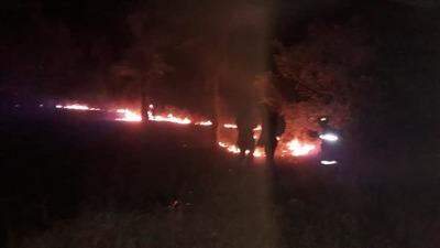 Paraguarí: Bomberos no dan abasto ante grandes incendios
