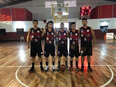 Básquet U17: Concepción vence y avanza firme en el Nacional