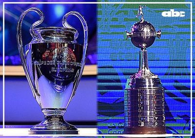 Martes de Champions y Libertadores