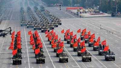 China celebrará su 70º aniversario con el mayor desfile militar de su historia