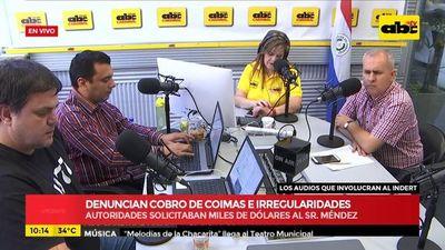 Audio 10: Caso de coimas e irregularidades en el Indert