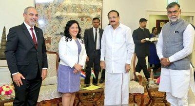 Convenio entre Paraguay y la India busca promover intercambio de experiencias turísticas