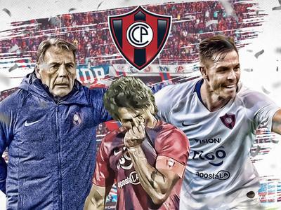 Cerro Porteño recibe salutaciones por sus 107 años