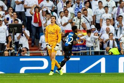 Noche de Brujas en el Bernabéu
