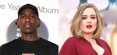 """HOY / ¿Adele de novia con un rapero?: """"Hay una conexión especial"""""""