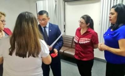 INDERT: Allanan oficinas en busca de evidencias por Cohecho Pasivo