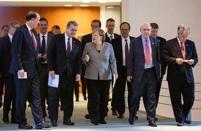 Canciller alemana ve posible un brexit ordenado