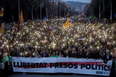 """Cataluña se prepara para nuevo periodo de """"desobediencia civil"""""""