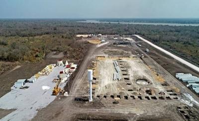HOY / Avanza construcción de cementera, con cerca de US$ 200 millones de inversión