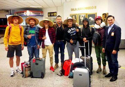 Jóvenes becados por Taiwán volvieron esta semana al país