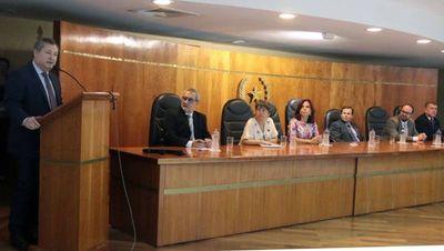 Seminario de libertad de expresión, información y transparencia