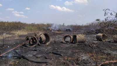 Peritos investigarán si los incendios son provocados