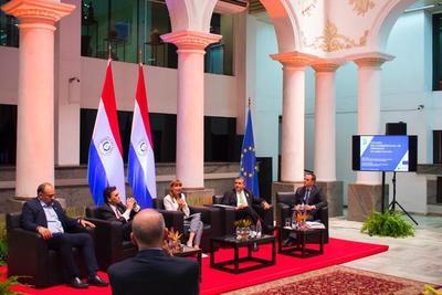 Presentaron el Estudio Multidimensional de Paraguay elaborado por la OCDE