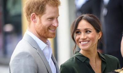 Harry y Meghan denuncian a tabloide británico por violar su privacidad