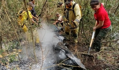 Incendios en el Chaco están controlados, asegura ministro