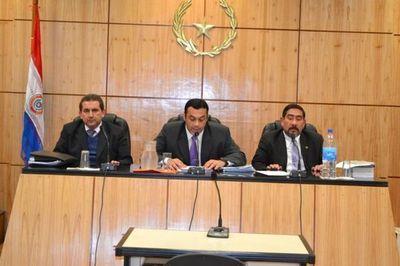 Corte dispuso suspensión sin goce de sueldo de magistrados