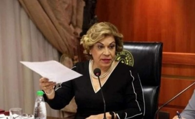 Ministra se enojó porque no la saludaron en sede del Poder Judicial