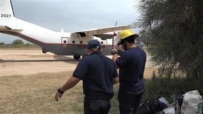 Llegó la lluvia: bomberos regresan a casa, ya no hay focos de incendio