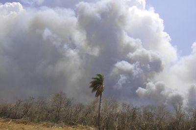 Ya se acabó el fuego en Chovoreca, afirma SEN