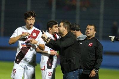 El reemplazante de Farrar en River Plate
