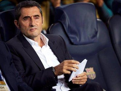 """Valverde: """"Le damos mucho valor al resultado por el rival"""""""