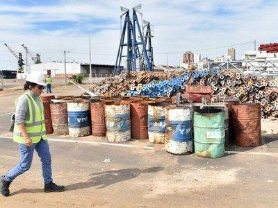 Diputado busca frenar obras de reconversión del Puerto de Asunción